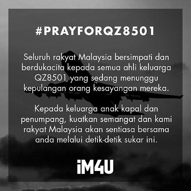 #QZ8501 #prayforqz8501 #airasia #malaysia #singapore #indonesia