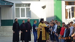 44. Молебен перед началом 2012-2013 учебного года