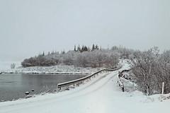 (Art and Photography side of rhel) Tags: snow iceland 5d mkii vetur rhelgason