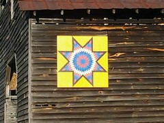 Quilt Barn (capehatteras910) Tags: county barn star nc quilt lone alexander taylorsville
