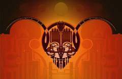 dana skull jpg (dreamerofmb) Tags: skull fecalface artfido