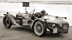 Sunbeam Supersport 1930 Kofler Planai-Classic (c) 2015 Bernhard Egger :: eu-moto images | pure passion 5295 sepia