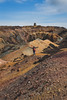 Parys Mountain, Anglesey (John-Hayward) Tags: mountain abandoned tourism nature wales landscape mine north explore copper coppermine discover anglesey northwales amlwch 2016 2015 parys parysmountain walesadventure findyourepic