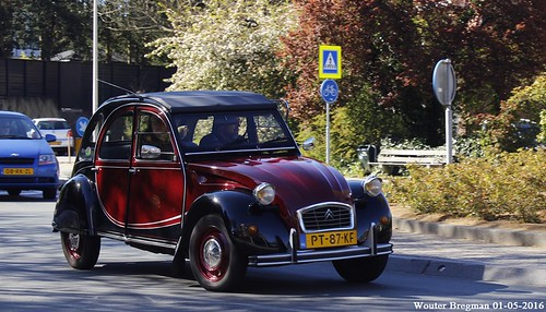 Citroën 2CV Charleston 1986