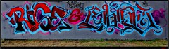 The result - Artists:Rise and Shine (pharoahsax) Tags: world street urban bw streetart get art colors wall writing germany painting deutschland graffiti artwork mural paint artist shine kunst tag tags spray peinture urbanart painter writer graff rise baden karlsruhe ka legal spraycan wrttemberg sden pmbvw worldgetcolors