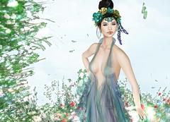 AZUL - Calypso (Rehana MiSS SLVietnam, Face of CHOP ZUEY 2015) Tags: fashion azul secondlife renewal laboheme boon rehana maitreya slink posesion chopzuey rehanaseljan ariskea