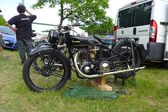 Standard AT 1928 500cc OHV (Michel 67) Tags: classic vintage motorbike antigua antiguas moto motorcycle standard ancienne motocicleta motorrad cml vecchia motocicletas motocyclette clasica vecchie clasicas motociclette motociclete classik motocyklar motocicleti motocicletti