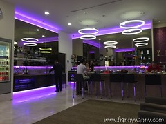 sats lounge changi t3 1 (frannywanny) Tags: travel food menu airport singapore lounge terminal3 changiairport boardinggate changiairportt3 airportloungereview satspremierelounge