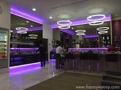 sats lounge changi t3 1 (frannywanny) Tags: travel food menu airport singapore lounge terminal3 changiairport boardinggate changiairportt3 airportloungereview satspremierelounge