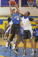 D153116A (RobHelfman) Tags: sports basketball losangeles highschool palisades crenshaw tnl tuesdaynightleague