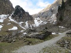 2016-040759 (bubbahop) Tags: alps switzerland hike appenzell avalanche 2016 wasserauen seealpsee europetrip33