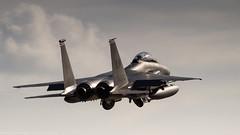Gear up. (Marcus Legg) Tags: sky canon eagle aviation f15 lakenheath raflakenheath 1dmarkiv marcuslegg canonef100400mmf4556lisiiusm