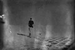 Sogno confuso (marcus.greco) Tags: portrait selfportrait dark darkness dream surreal balck conceptual sogno