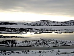 winter in Iceland (glopint17) Tags: winter sky mountains ice water landscapes iceland travels ciel reflets islande nuances