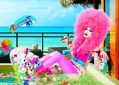 201605021241 (ryanjasterina) Tags: fashion pinkhair asterina モデル 化粧 メイクアップアーティスト ryanjasterina アステライナ