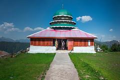 Sufi Shrine at Pir Chinas near Muzaffarabad, Azad Kashmir (Abdul Qadir Memon ( http://abdulqadirmemon.com )) Tags: shrine kashmir sufi abdul ajk pir qadir azad memon chinasi
