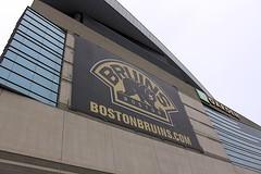 TD Garden (oxfordblues84) Tags: sky building sign boston architecture arena bostonbruins bostongarden thegarden bostonmassachusetts sportsvenue tdgarden designgroupdesigntrip