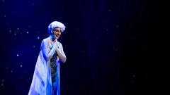 Queen Elsa (marcohin) Tags: hk macro canon hongkong frozen is disney 100mm usm performer ef 6d hkdisney f28l happilyeverafter magicbook queenelsa mickeyandthewondrousbook