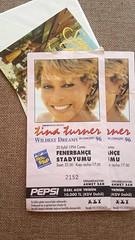 #TinaTurner #stanbul #1996  (SEDEF NCKL) Tags: 1996 istanbul tinaturner