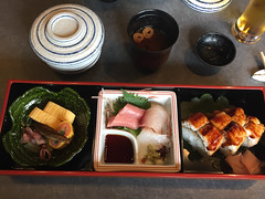 CT-Japan-F-61 (Cecilia T.) Tags: japan restaurant kyoto asia places jp japanesefood sakon kyōtoshi kyōtofu wehadlunchhere