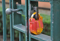 Locked (Heathermary44) Tags: london gates padlock locked barred