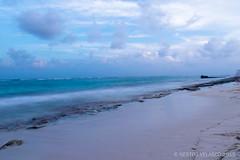 Playas de San Andrs. Larga exposicin. (Nestor Velasco) Tags: sky landscape mar nikon meer colombia playa paisaje cielo landschaft sanandrs d5300 nikond5300