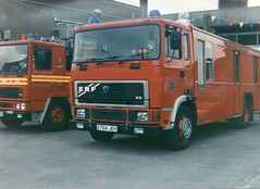 E784 JEH (markkirk85) Tags: rescue fire engine service erf staffordshire e6 command appliance unit jeh e784 e784jeh