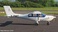 F-PMIT Jabiru Fife June 2016 (pmccann54) Tags: glenrothes jabiruj400 fpmit fiferegionalairport