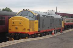 37674-WR-19062016-2 (RailwayScene) Tags: wensleydalerailway class37 railfreight 37674 leemingbar