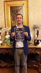 Sindaco del Comune di Napoli Dott. Luigi De Magistris