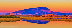 Reflections (Francesco Impellizzeri) Tags: sunset water reflections landscape sicily sicilia trapani