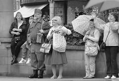 Rotherham Vintage Hop June 2016 (25) (Chris.,) Tags: blackandwhite bw canon blackwhite dance war song crowd 1940s 1950s creativecommons hiphop polkadot rotherham homeguard allsaintssquare vintagehop queens90thbirthdaycelebration