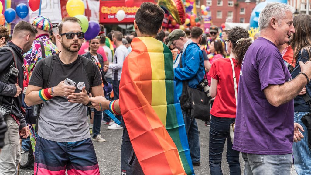 PRIDE PARADE AND FESTIVAL [DUBLIN 2016]-118014