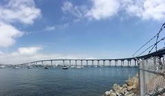 (sergei.gussev) Tags: san diego southern california socal coronado bridge island the crown city sunset cliffs point loma downtown embarcadero convention center cabrillo national monument old lighthouse pantoja park marina columbia harborview maritime museum little italy gaslamp quarter