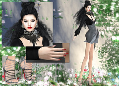 AZUL - Sadie (Rehana MiSS SLVietnam, Face of CHOP ZUEY 2015) Tags: fashion azul cx secondlife empire laboheme rehana newrelease slink posesion analogdog chopzuey rehanaseljan