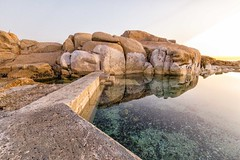 saunders pool sunset7 (WITHIN the FRAME Photography(4 Million views tha) Tags: longexposure tourism pool reflections rocks wide capetown boulders coastal hdr eos6d 1635mmlens