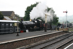 Cotswold Festival of Steam 2016 (hagger71) Tags: festival great railway steam winchcombe cotswold wester toddington