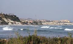 Porto_Empedocle_5110 (Manohar_Auroville) Tags: girls sea italy white beach beauty seaside rocks perspectives special scala sicily luigi dei agrigento fedele turchi scaladeiturchi manohar