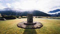 Clock (kllauphotograph.com) Tags: newzealand clock sony voigtlander nz mtcook a7 voigtlander15mm  15mmiii