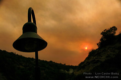 For Whom the Light Shines. (Lon Casler Bixby) Tags: loncaslerbixby landscapephotography landscape neoichi nature naturephotography scapes sunsets canonphotography california cloudscape smoke artistic artisticphotography fineartphotography fineart fineartprints wilderness wildlifephotography wildfire fire firefighters firemen sandfire burbank cali interiordesign outdoorphotography streetphotography canon weatherscapes nightphotography art artprints