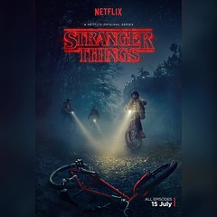 It is amazing! We're pacing ourselves because we don't want it to end. #strangerthings (PTank Media Center) Tags: is amazing it we want dont end were pacing because ourselves strangerthings