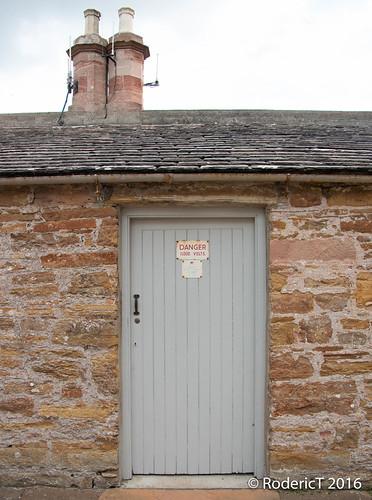 20160628-IMG_4744 1000 Volts Door Castle Of Mey Caithness Scotland.jpg