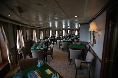 The Atlantic Room (Procyon Systems) Tags: queenmary2 cunard transatlantic slowtravel queenmary2remastered