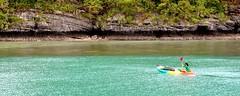 Kanu Driver (asyawersi2605) Tags: sea thailand outdoor kanu