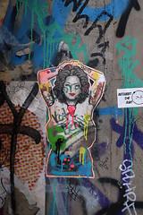 Vote Bernie (jschumacher) Tags: nyc streetart dontberidiculous