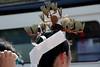 kagurame, Sumiyoshi-taisha, Osaka (jtabn99) Tags: kagurame femaleattendant sumiyoshitaisha shrine osaka japan nippon nihon miko 20160801 日本 住吉神社 神楽女 巫女 hairaccessory 大阪