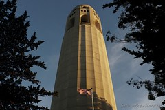 Coit Tower - 092316 - 01 (Stan-the-Rocker) Tags: stantherocker sony ilce sanfrancisco coittower telegraphhill northbeach sel18200le