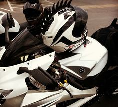 Black Mohawk on whit (BikerKarl2013) Tags: black mohawk whit badass motorcycle helmet store biker stuff motorcycles