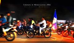 Caravana de Motociclistas - San Jose La Mquina (fgilberto.morales) Tags: caravana de motociclistas pasando por el municipio san jos la mquina suchitepequez