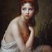 VIGÉE-LE BRUN Elisabeth,1792 - Julie Le Brun, en Baigneuse - Detail -a